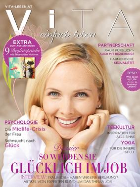 """Zwei Artikel im neuen """"VITA einfach leben"""" – Magazin"""
