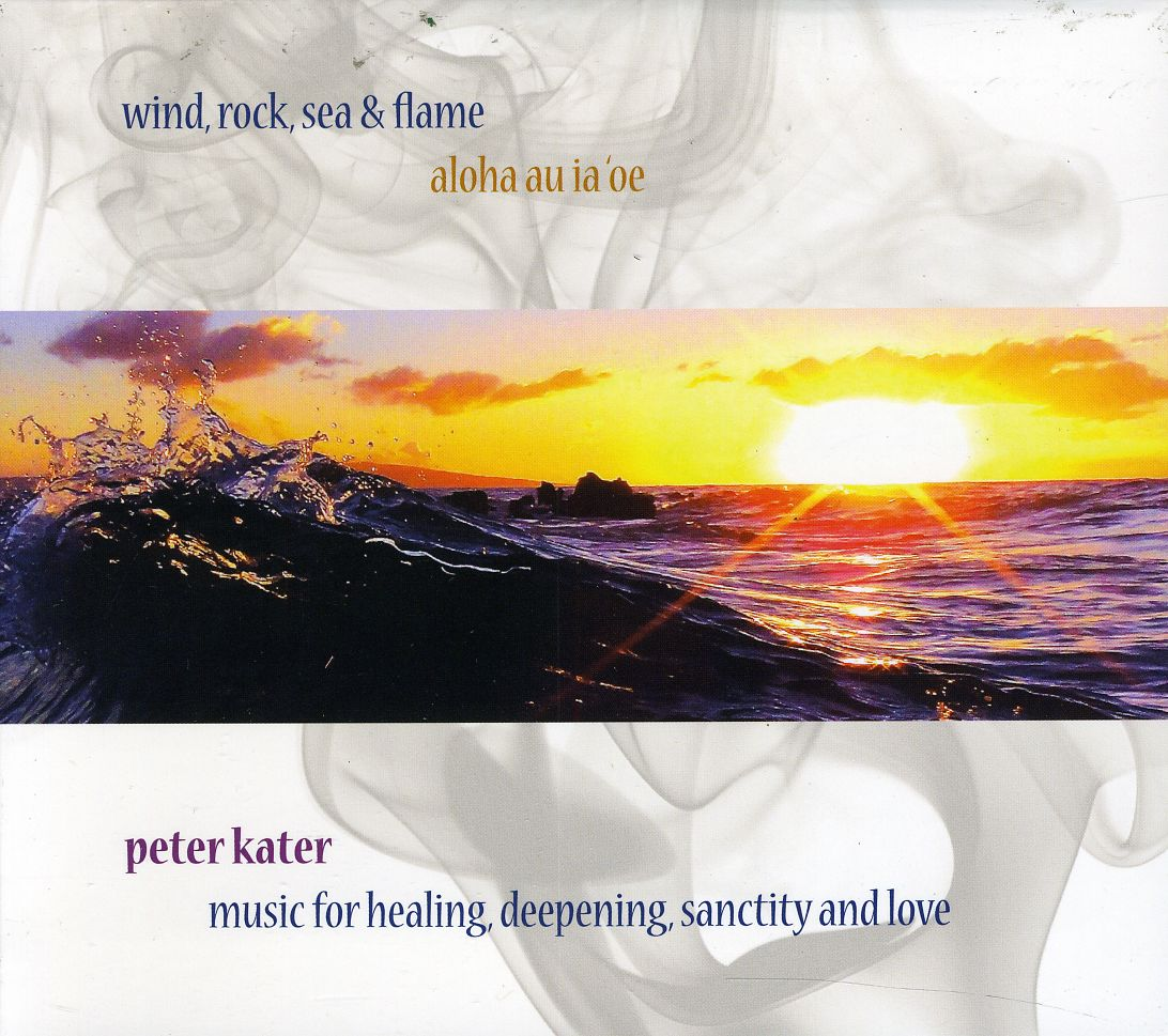 Peter Kater wind,rock,sea & flame